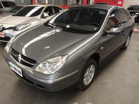 C5 Exclusive 2.0 Automatico 16v 2004 /2004 Cinza Top Veja