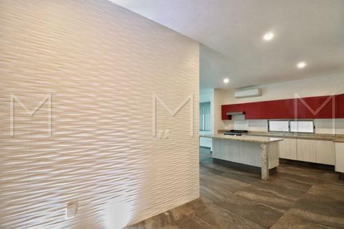 Casa Renta En Residencial Aqua Cancun