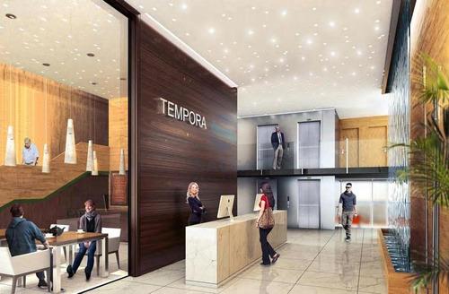 Departamento 2 Ambientes Apto Profesional En Venta Con Balcón En Emprendimiento Tempora Belgrano