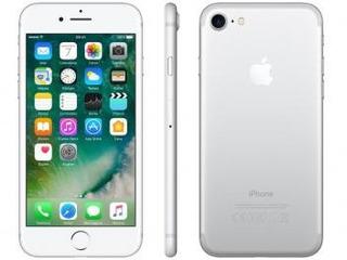 iPhone 7 Apple 32gb Prateado 4g Tela 4.7 Retina - Câm. 12mp