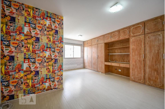 Apartamento No 5º Andar Com 1 Dormitório E 1 Garagem - Id: 892995048 - 295048