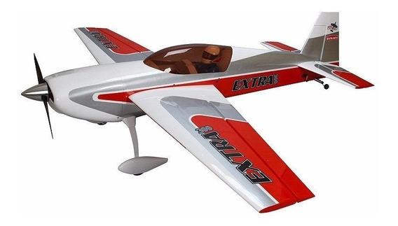 Planta Do Aeromodelo Extra 300 35% - Corte A Laser