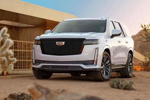 Cadillac Escalade Esv 6.2 Premium At 2021 De Imperial Vans