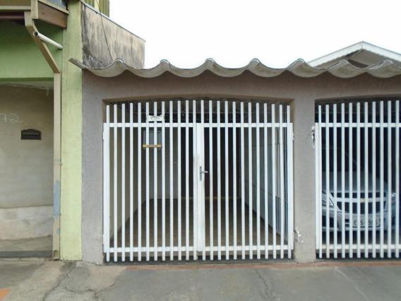 Casa Com 1 Dormitório Para Alugar, 40 M² Por R$ 740,00/mês - Santa Terezinha - Piracicaba/sp - Ca0947