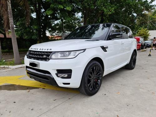 Land Rover Range Rover Sport Autobiography Blindada 2014
