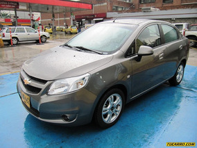 Chevrolet Sail Ltz Limited Full Equipo