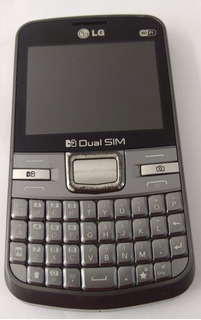 Lg C199 Dual Sim Semi-novo Desbloq
