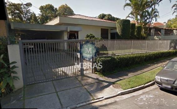 Casa Térrea Alto Padrâo, Zona Sul, Bairro Nobre, 4 Dormitórios, Super Aconchegante - Mb2200