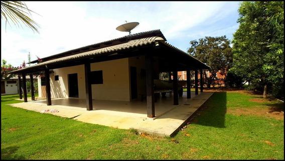 Chácara Em Zona Rural, Palmas/to De 250m² 2 Quartos À Venda Por R$ 450.000,00 - Ch328037
