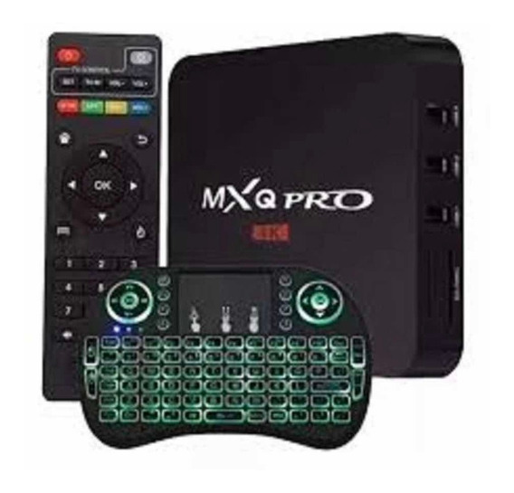 Smart Tv Box - 32gb E 3gb Ram + Mini Teclado