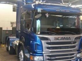 Scania P360 2014 6x2 Impecável