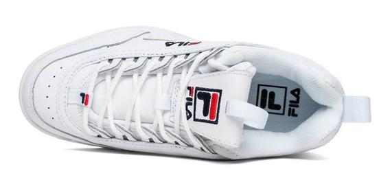 Zapatillas Fila Disruptor 2 Importada, En Caja!!