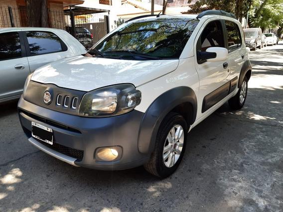 Fiat Uno 1.4 Way Unica Dueña
