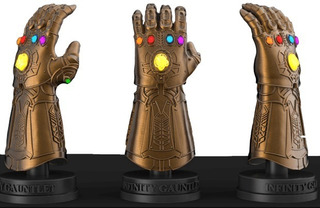 Guantelete Del Infinito Thanos - Stl - Para Impresión 3d