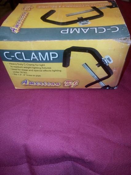 Vendo C-clamp American Dj