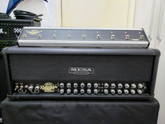 Mesa Boogie Dual Rectifier Roadking C/ Footswitch