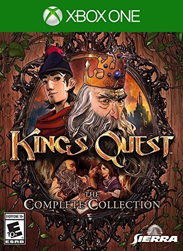 Imagen 1 de 6 de Kings Quest Complete Collection Nuevo Fisico Xbox One Dakmor