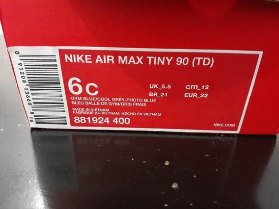 Nike Air Max Tiny Talle 22
