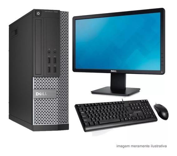 Dell Optiplex 7010 Sff, Com Monitor 19 Teclado E Mouse Dell