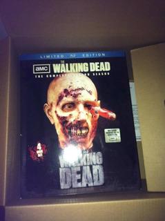 The Walking Dead Cabeza Zombie Edición Especial Segunda Temp