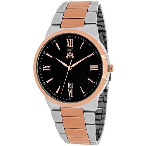 Reloj Jivago Clarity Acero Inoxidable Cuarzo Hombre Jv3515