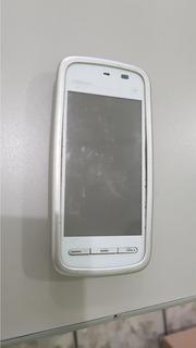 Celular Nokia 5230 Para Retirar Peças Os 001
