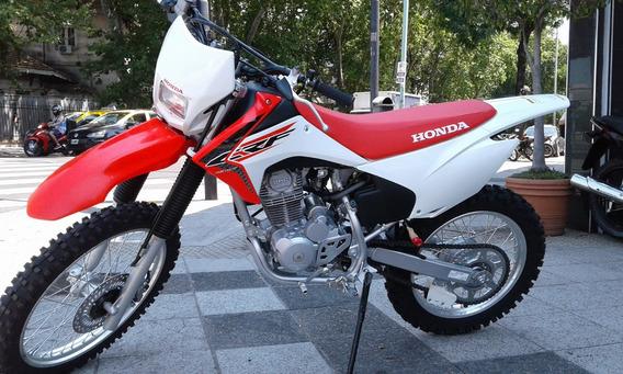 Honda Crf 230 Centro Motos