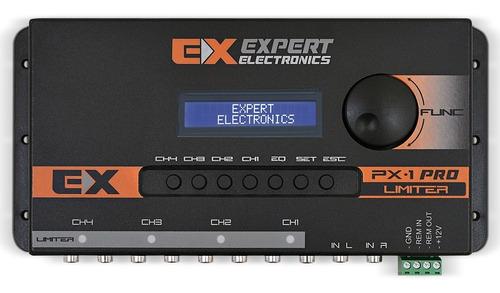 Crossover Processador Equalizador Banda Expert Px1 Trio Px-1