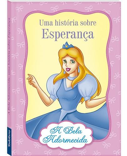 Livro Mini Uma História Sobre Esperança A Bela Adormecida