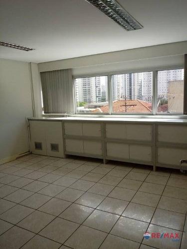 Imagem 1 de 18 de Sala Comercial Em Ponto Estratégico Para Alugar, 38 M² Por R$ 1.200/mês - Vila Leopoldina - São Paulo/sp - Sa0250