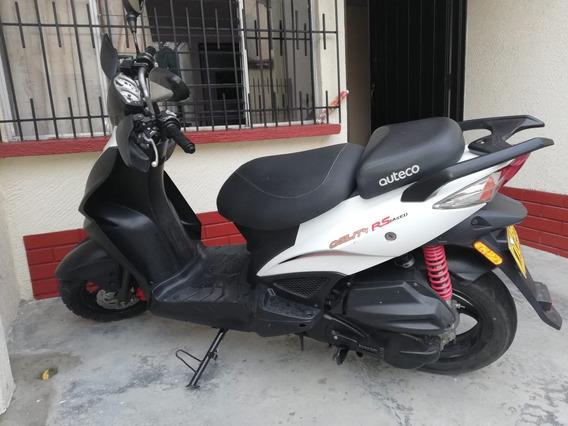 Agility 125cc - Modelo 2013