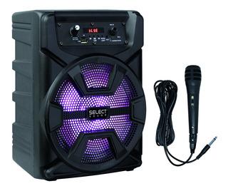 Bafle Amplificado 8 Select Sound Hero Tws Bluetooth 2500w