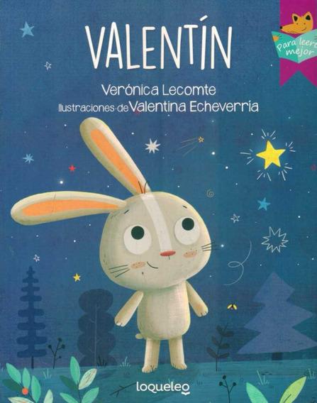 Libro: Valentín / Verónica Lecomte