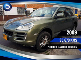 Porsche Cayenne Financiamos