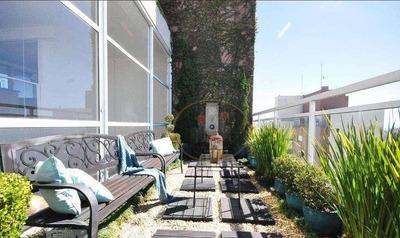 Cobertura Com 3 Dormitórios À Venda, 320 M² Por R$ 2.440.000 - Vila Andrade - São Paulo/sp - Co0156