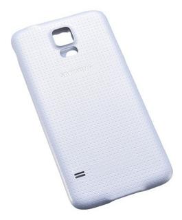 Tampa Traseira Samsung Galaxy S5 G900m G900md Branca Vedação