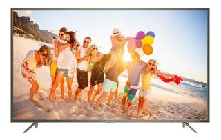 Smart Tv Led Hitachi - 55 - 4k - Wi Fi - Netflix - Youtube Ultra Hd