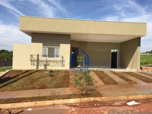 Casa Com 2 Dormitórios À Venda, 112 M² Por R$ 398.000,00 - Bela Vista - São José Do Rio Preto/sp - Ca0184