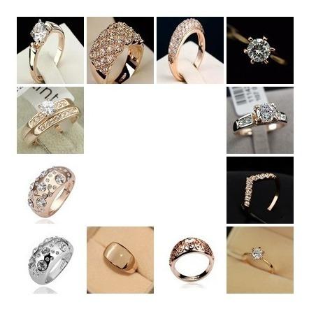 Anéis Com Zircônia Folheados Ouro Rosé 18 K 3 Por R$ 100,00