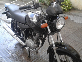 Moto Honda Preta 150 Cilindrada