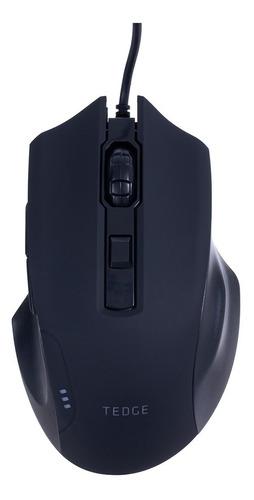 Mouse Gamer C/fio 3200dpi Ld 125hz Tedge
