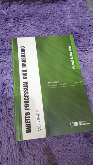 Livro Direito Processual Civil- Vol. 2