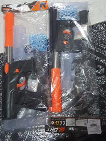 Pistola De Hidrogel 400 Orbeez Cargador Gotcha Niños