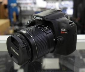 Canon Câmera Digital Eos Rebel T6 Novo C/nf