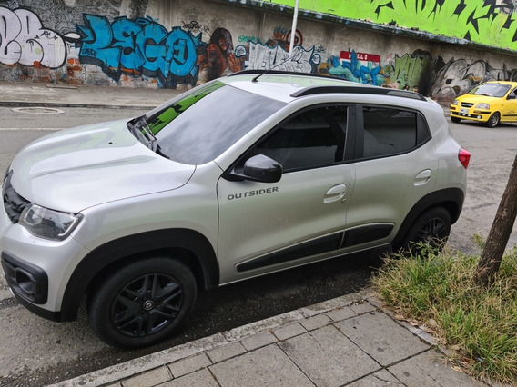 Renault Kwid Full Equipo