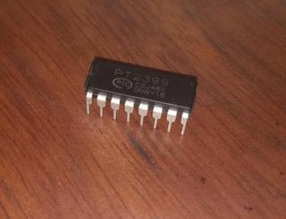 Circuito Integrado Pt2399 Echo/digital Processor