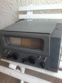 Vendo Radio Antigo National Nc46 Vintage.