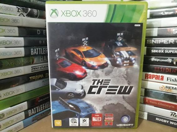 Jogo De Corrida The Crew Xbox 360 Mídia Somente Online Leia