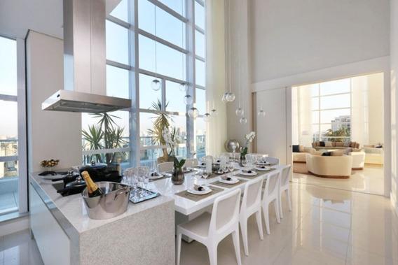 Apartamento Em Brooklin Paulista, São Paulo/sp De 59m² À Venda Por R$ 595.000,00 - Ap25200