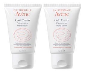 Avene Pack Duo Cold Cream Crema De Manos 50ml 2x1